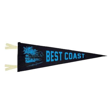 Best Coast - Oxford Pennant