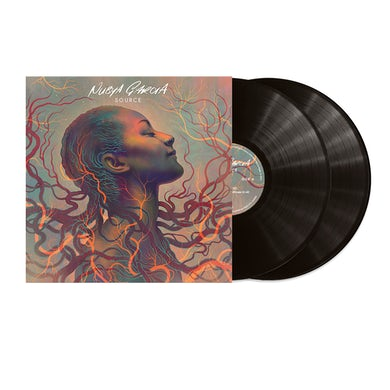SOURCE Black Vinyl 2XLP