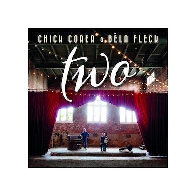 Chick Corea & Béla Fleck  - Two (2xCD)