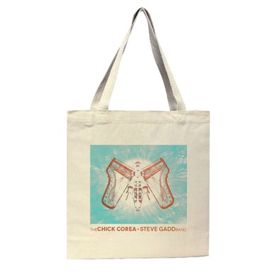 Chick Corea - Chinese Butterfly Tote Bag