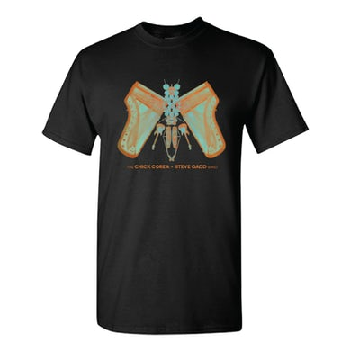 Chick Corea - Chinese Butterfly Tee