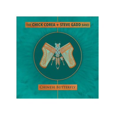 Chick Corea Chinese Butterfly 3xLP (Vinyl)