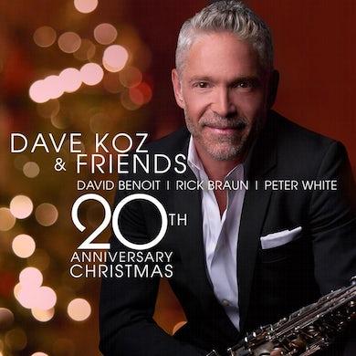 Dave Koz - 20th Anniversary Christmas CD