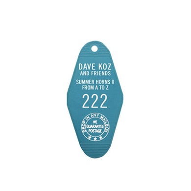 Dave Koz - Sumer Horns II Keychain