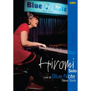 Hiromi - Solo Live at the Blue Note (DVD)
