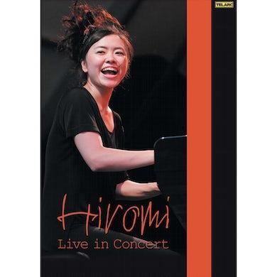 Hiromi - Live In Concert (DVD)