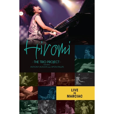 Hiromi - Live In Marciac (DVD)