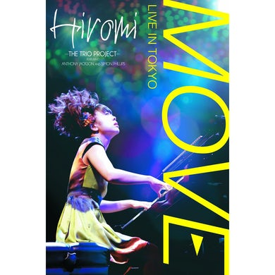 Hiromi - Move: Live In Toyko (DVD)