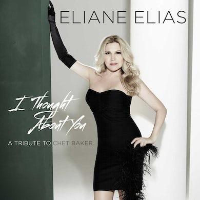 Eliane Elias - I Thought About You CD