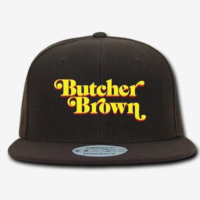 Brown Snapback