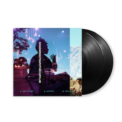 SONGWRIGHTS APOTHECARY LAB BLACK 2XLP
