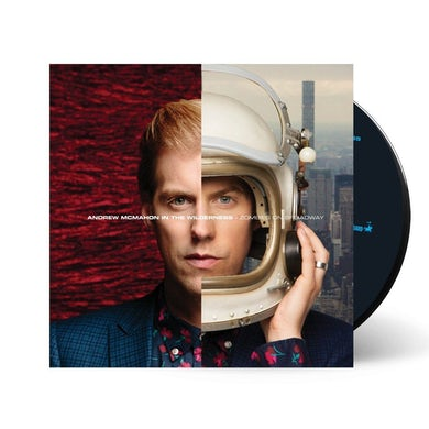 Andrew McMahon in the Wilderness - In The Wilderness - Zombies On Broadway CD