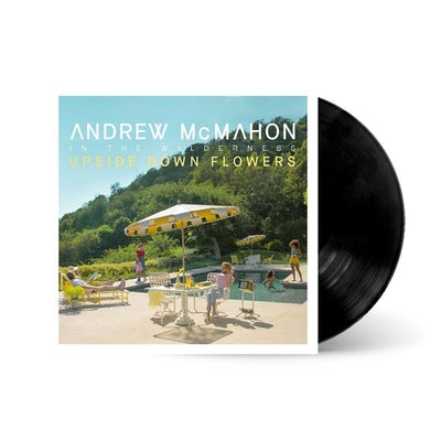 Andrew McMahon in the Wilderness - In The Wilderness - Upside Down Flowers Vinyl LP