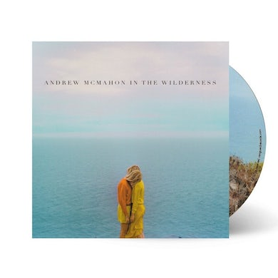 Andrew McMahon in the Wilderness - In The Wilderness -Andrew McMahon - In The Wilderness CD