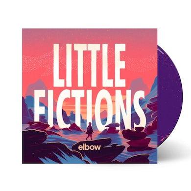 elbow - Little Fictions CD