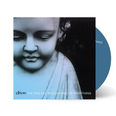 elbow - The Take Off And Landing Of Everything CD