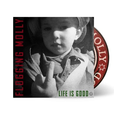 Flogging Molly - Life Is Good CD