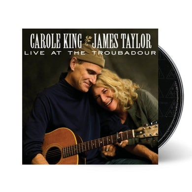 Carole King & James Taylor - Live At The Troubadour CD