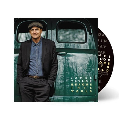 James Taylor - Before This World CD
