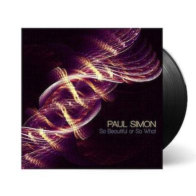 Paul Simon - So Beauiful or So What Vinyl LP