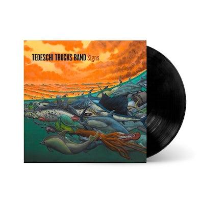 """Tedeschi Trucks Band - Signs LP + 7"""" (Vinyl)"""