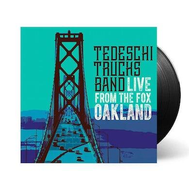Tedeschi Trucks Band - Live From The Fox Oakland 180g 3LP (Vinyl)