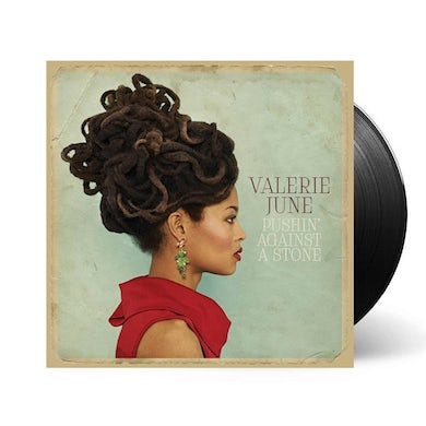 Valerie June - Pushin' Against A Stone Vinyl