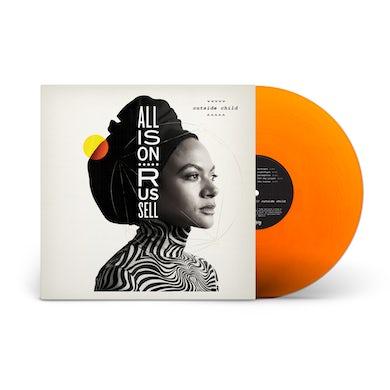 Outside Child 180 gram Orange Vinyl