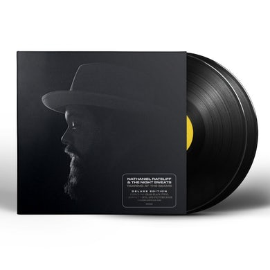 """Nathaniel Rateliff & The Night Sweats - Tearing At The Seams 180g Deluxe 2LP + 7"""" (Vinyl)"""