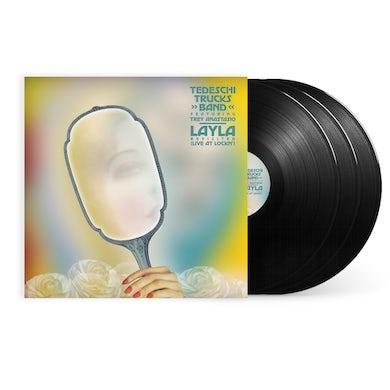 Tedeschi Trucks Band - Layla Revisited (Live At LOCKN') 3LP Black Vinyl