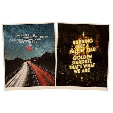 Steve Perry - Lyric Poster