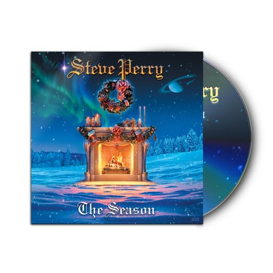 Steve Perry  The Season SIGNED or UNSIGNED CD