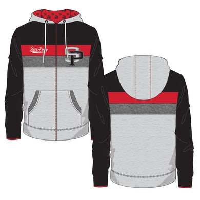 Steve Perry Custom Hooded Sweatshirt