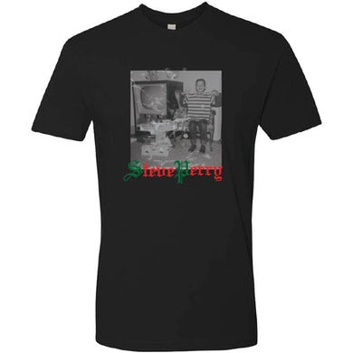 Steve Perry  Nostalgia T-Shirt Black