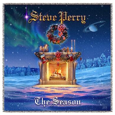 "Steve Perry  The Season 50"" x 50"" Blanket"
