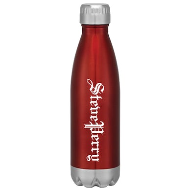 Steve Perry  The Season Red Water Bottle