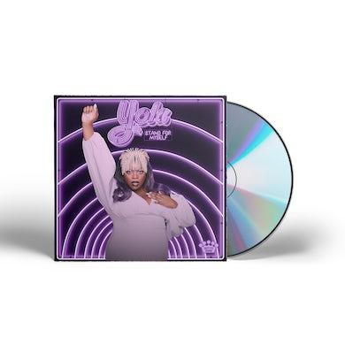 Stand For Myself [CD]