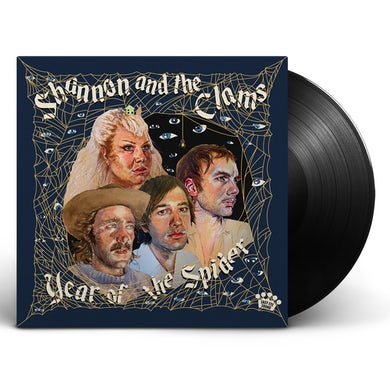 Shannon and The Clams - Year Of The Spider Vinyl