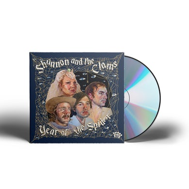 Shannon and The Clams - Year Of The Spider [CD]