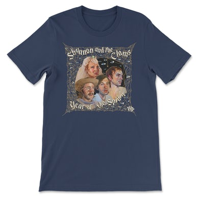 Shannon and The Clams - Year Of The Spider [T-Shirt]