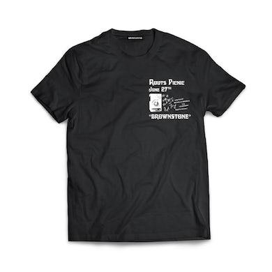 The Roots Picnic 2020 T-Shirt - Black