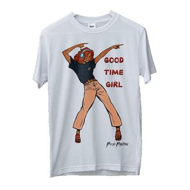 Buju Banton Good Time Girl T-Shirt