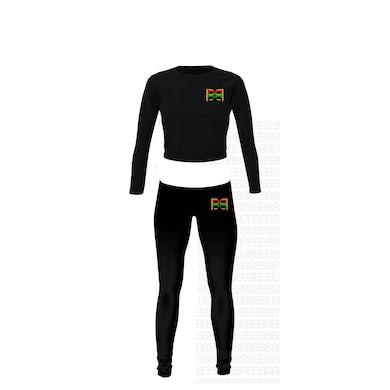 Buju Banton BB Champion leggings set