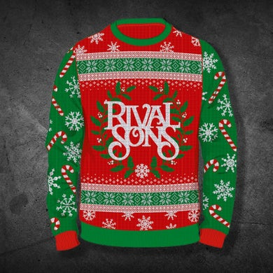 Limited Edition Knit Christmas Sweater