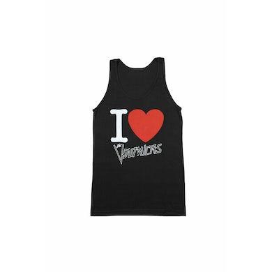 I Heart The Veronicas Black Singlet