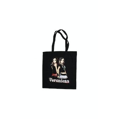 The Veronicas Cartoon Tote Bag