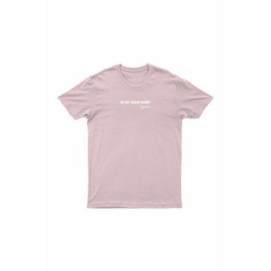 The Veronicas Be My Sugar Daddy Pink Tshirt