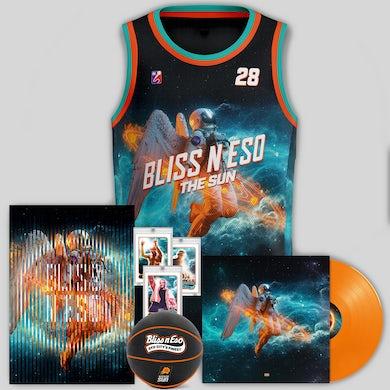 Bliss N Eso THE SUN BALLER  BUNDLE JERSEY (ORANGE VINYL)