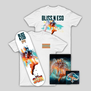 Bliss N Eso THE SUN KICK FLIP BUNDLE