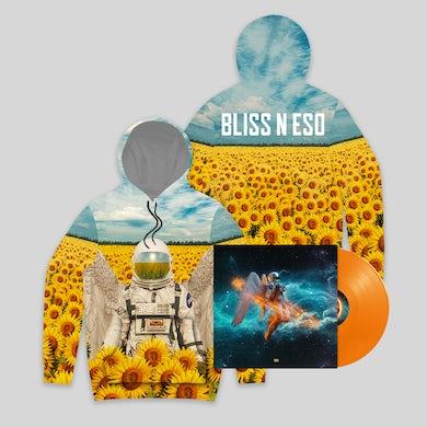 Bliss N Eso SO HAPPY BUNDLE - HOODIE/ORANGE VINYL